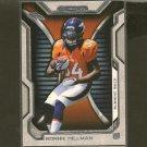 RONNIE HILLMAN 2012 Topps Strata Rookie Card RC - Broncos & San Diego State