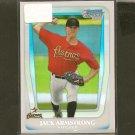 JACK ARMSTRONG - 2012 Bowman Chrome Draft Refractor RC - Houston Astros