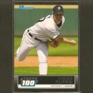 CHANCE RUFFIN - 2011 Bowman Topps 100 ROOKIE RC - Detroit Tigers