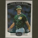 AJ A.J. HINCH - 1998 SP Authentic Minors Small Town Heroes - Oakland Athletics