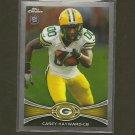 CASEY HAYWARD 2012 Topps Chrome Rookie RC - Packers & Vanderbilt