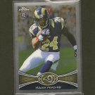 ISAIAH PEAD 2012 Topps Chrome Rookie RC - St. Louis Rams & Cincinnati Bearcats