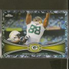 JERMICHAEL FINLEY 2012 Topps Camoflauge CAMO # 327/499 - Packers & Texas Longhorns
