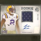 RUEBEN RANDLE 2012 SP Authentic - Autograph Relic RC - NY Giants & LSU Tigers