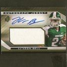 LE'VEON BELL 2013 SPx Autograph Patch Relic RC #/475 - Steelers & Michigan State Spartans