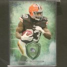 TRENT RICHARDSON 2013 Topps Future Legends - Browns & Alabama Crimson Tide