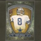 TROY AIKMAN 2013 Topps Gridiron Legends - Cowboys & UCLA Bruins