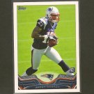 AARON DOBSON 2013 Topps Rookie Card RC - Patriots & Marshall Thundering Herd