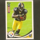 Le'VEON BELL 2013 Topps Rookie Kickoff RC - Steelers & Michigan State Spartans