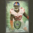 JASON PIERRE-PAUL 2013 Topps Future Legends - NY Giants & South Florida Bulls