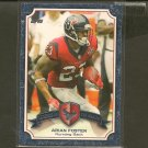 ARIAN FOSTER 2013 Topps Legends in the Making - Texans & Tennessee Volunteers