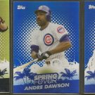 ANDRE DAWSON 2013 Topps Spring Fever - Chicago Cubs