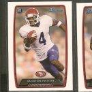 QUINTON PATTON 2013 Bowman Rookie Card RC - San Francisco 49ers & Louisiana Tech