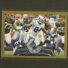 DeMARCUS WARE 2013 Topps Gold - Cowboys & Troy University