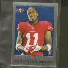 QUINTON PATTON 2013 Topps Chrome 1959 Mini Rookie RC - Buccaneers & NC State Wolfpack