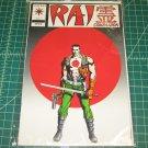 RAI #0- FIRST PRINT Comic Book - Valiant Comics