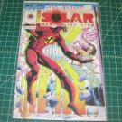 SOLAR Man of the Atom #13- FIRST PRINT Comic Book - Unity Valiant Comics
