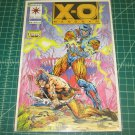X-O MANOWAR #14- FIRST PRINT Comic Book - Turok - Valiant Comics