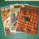DOOMSDAY.1 Comic Book Lot/Set/Run #2,3,4 John Byrne - Image Comics