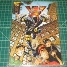 ASH #1/2 Half - Wizard Press Comic Book - FIRST PRINT - Joe Quesada & Jimmy Palmiotti