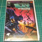 BATMAN Shadow of the Bat #18 - Alan Grant - DC Comics - The God of Fear - Knightfall