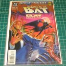BATMAN Shadow of the Bat #27 - Alan Grant - DC Comics - Creatures of Clay - Knightquest