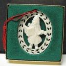LENOX China Caroler Christmas Figure Ornament - 1986 - Original Package