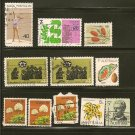 Australia  Postage Stamp Lot x11