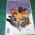 MORNING GLORIES #23 Variant - FIRST PRINT - 2010 Image Comics - Nick Spencer & Joe Eisma