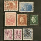 GREECE Postage Stamp Lot x31