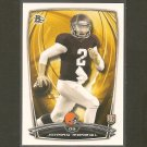 JOHNNY MANZIEL 2014 Bowman Rookie RC - Texas A&M & Cleveland Browns