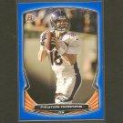 PEYTON MANNING 2014 Bowman Rookie BLUE #/99 - Volunteers & Denver Broncos