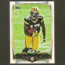 DAVANTE ADAMS 2014 Topps Rookie RC - Packers & Fresno State