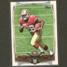CARLOS HYDE 2014 Topps Rookie RC - 49ers & Ohio State Buckeyes