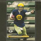AARON RODGERS 2014 Topps Fantasy Strategy - Packers & Cal Golden Bears
