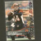 ANDY DALTON 2014 Topps 4000 Yard Club - Bengals & Michigan State Spartans