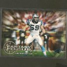 LUKE KUECHLY 2014 Topps Fantasy Focus - Panthers & BC Eagles
