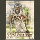 WES WELKER 2014 Topps Greatness Unleashed - Broncos & Texas Tech