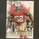 PATRICK WILLIS 2014 Topps Greatness Unleashed - 49ers & Ole Miss