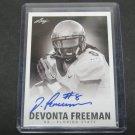 DEVONTA FREEMAN - 2014 Leaf Originals Autograph Rookie RC - Falcons & Seminoles