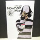 NOWHERE MEN Comic Book#2 First Print 2013 Image Comics - Eric Stephenson