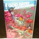 GOD HATES ASTRONAUTS Comic Book #2a First Print Image - Ryan Browne