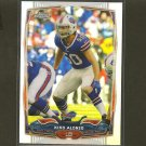 KIKO ALONSO 2014 Topps Chrome Refractor - Buffalo Bills & Oregon Ducks