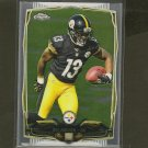 DRI ARCHER 2014 Topps Chrome Rookie RC - Steelers & Kent State