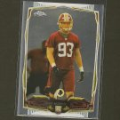 TRENT MURPHY 2014 Topps Chrome Rookie RC - Redskins & Stanford Cardinal