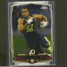 LACHE SEASTRUNK 2014 Topps Chrome Rookie RC - Redskins & Baylor Bears