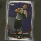 DARQUEZE DENNARD 2014 Topps Chrome Rookie RC Bengals & Michigan State Spartans