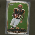 JEREMY HILL 2014 Topps Chrome Rookie RC - Bengals & LSU TIgers