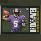 TEDDY BRIDGEWATER 2014 Topps Chrome 1985 Retro Rookie RC - Vikings & Louisville Cardinals