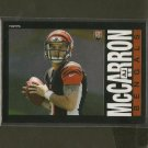 AJ A.J. McCARRON - 2014 Topps Chrome 1985 Retro Rookie RC - Bengals & Alabama Crimson Tide